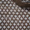 Polarforskersweater – håndspundet 100% Baby/Royal-alpakauld Damemodel