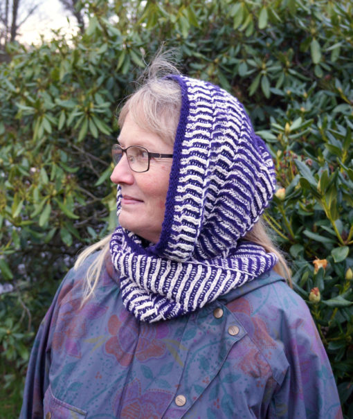 Strikkesæt - Vithard prince of knitting design - bæredygtigt bomuld og alpaka